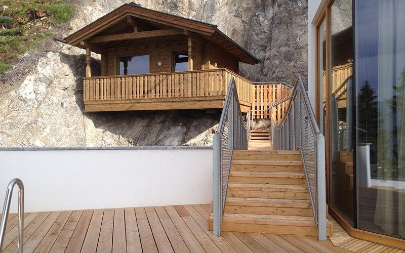 Mountain Spa Sauna