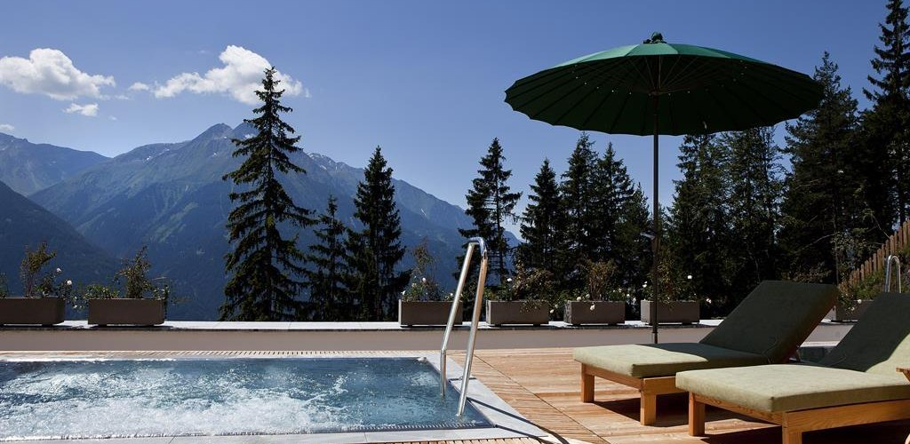 Mountain Spa Whirlpool