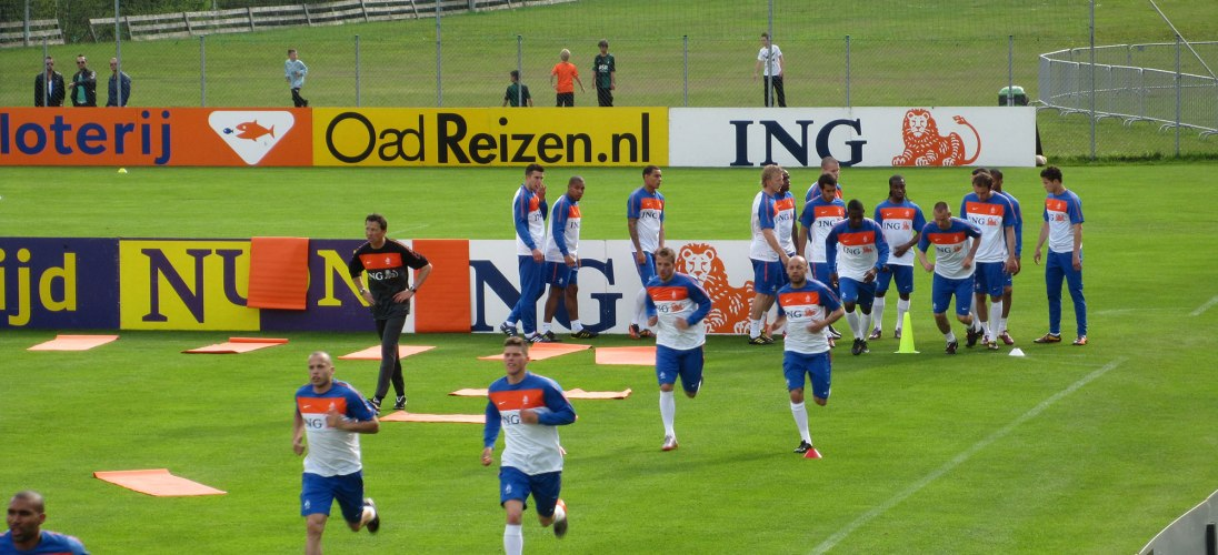 Dutch training camp in Seefeld, © Olympiaregion Seefeld