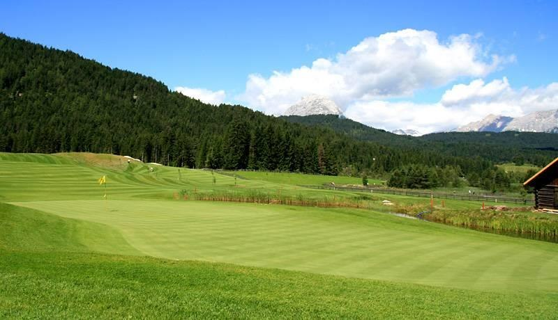 Golf SeefeldReith, © Olympiaregion Seefeld