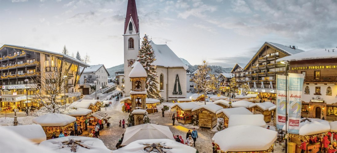 Romantischer Advent in Seefeld