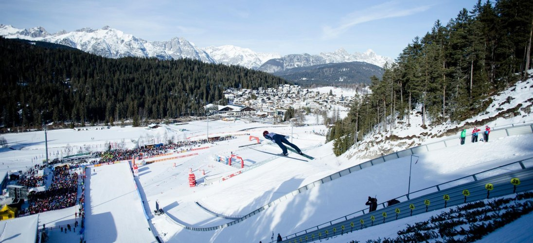 Nordic Combined Triple in Seefeld
